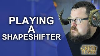Great Role Player: Playing a transforming pc/lycanthrope/shapeshifter - Game Master RPG Tips