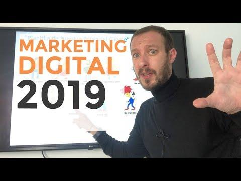 TENDENCIAS Y REALIDADES del MARKETING DIGITAL en 2019