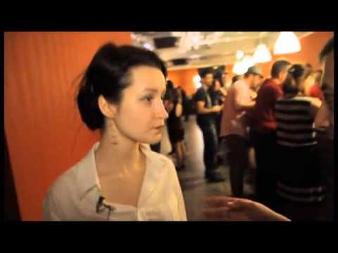 """...its like chocolate and bananas"" Ksenia Parkhatskaya. Interview. Krasnodar 2013"
