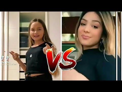 - Batalha De Tiktok Amariaclarinha Vs Mc Melody