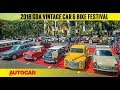 2018 Goa Vintage Car & Bike Festival | Feature | Autocar India