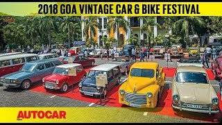 2018 Goa Vintage Car & Bike Festival   Feature   Autocar India