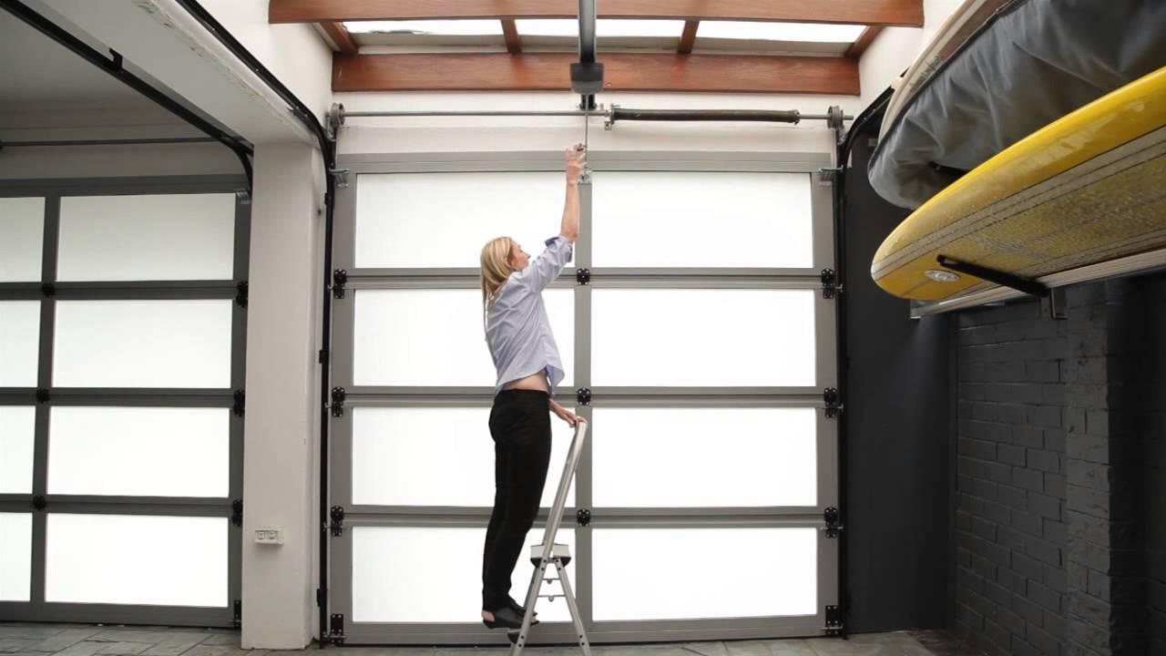 Centurion Garage Doors - Routine Maintenance of Garage Doors & Centurion Garage Doors - Routine Maintenance of Garage Doors - YouTube