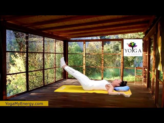 Morning Yoga Movements with Pranayama