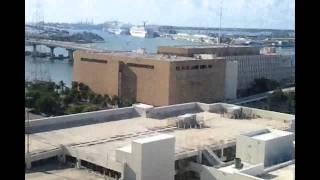 № 980 США Мой номер в Hotel Hilton downtown Miami Florida
