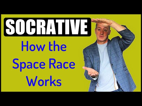 Socrative 2018- How the Space Race Works