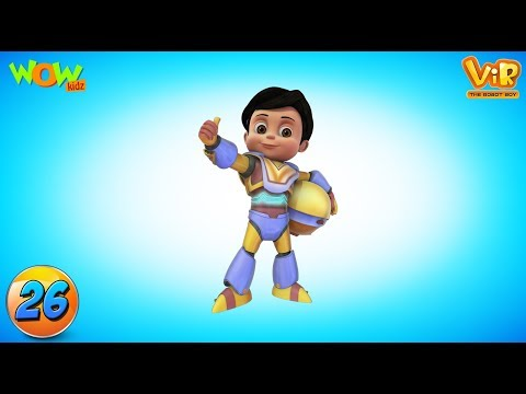 Vir: The Robot Boy - Compilation #26 - As seen on Hungama TV