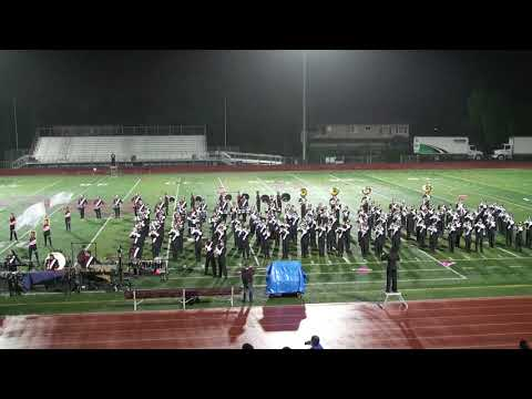 Cupertino High School Marching Band and Color Guard - Home Show (16 November 2017)