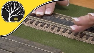 How-to Install Grade Crossings - N, HO & O scale | Model Scenery | Woodland Scenics