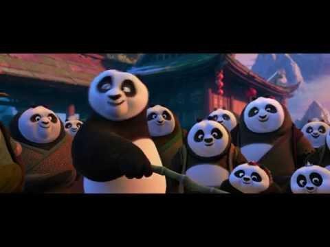 Kung Fu Panda -3 Telugu Trailer