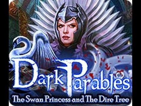 Dark Parables The Swan Princess and the Dire Tree-All Cutscenes
