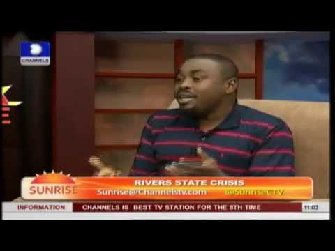 Jonathan Has No Business In Rivers State Politics - Activist