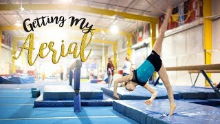 Getting My Aerial | Buttercup SGG