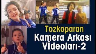 Tozkoparan Dizisi Kamera Arkası Videoları -2 || Özgür Ege Nalcı,Leya, Yağız ,Tuana