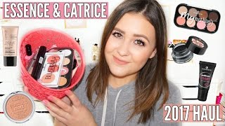 NEW At The DRUGSTORE: ESSENCE & CATRICE Spring/Summer 2017 | Haul, Review & Swatches • Eline Blaise