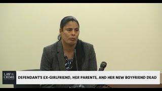 Adam Matos Trial Penalty Phase Day 1 Part 1 Defendant's Mother Rose Matos Testifies 11/20/17