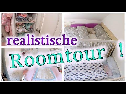 Alleinerziehend - Zwei Zimmer Wohnung und Baby // GEHT DAS!? // Sanna