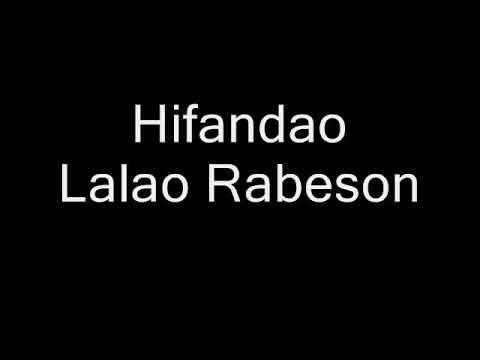 Hifandao Lalao Rabeson