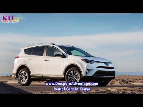 DiasporaAdvantage.com Rental Cars in Kenya