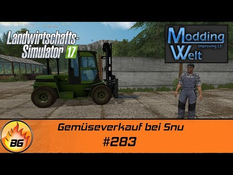 LS17 - Hof Bergmann Reloaded #283 | Gemüseverkauf bei Snu | Let's Play [HD]