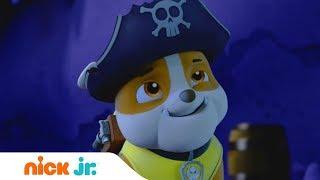 Щенячий патруль | Пиратские сокровище? | Nick Jr. Россия