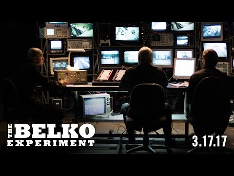 THE BELKO EXPERIMENT - OFFICIAL TRAILER #3 (2017)