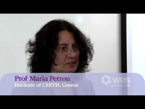 Prof Maria Petrou