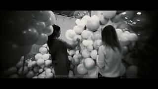 Как разрушить стену из воздушных шаров