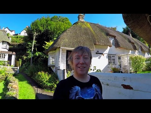 "Vlog & Walkabout Tour of Bishopstone and ""The City"""
