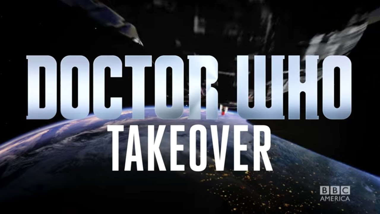 Doctor Who TAKEOVER WEEK & Christmas Special! - starts 12/22 on ...