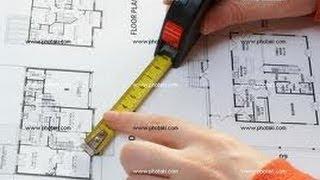 Como medir  projetos arquitetônicos em escalas