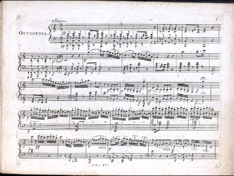 L'Italiana in Algeri - Overture (Sinfonia) - Carlo Maria Giulini