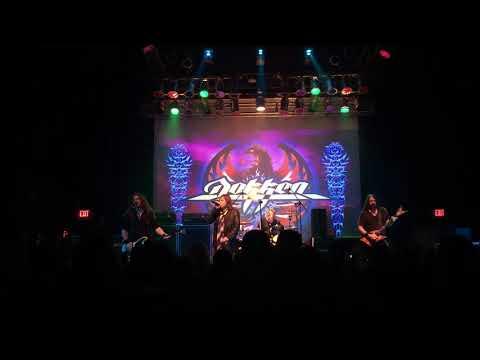 Dokken - Will the Sun Rise - 12/14/17 - State Theatre, St. Petersburg, FL