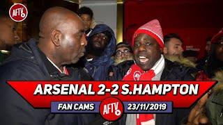 Arsenal 2-2 Southampton | Unai Emery Is Clueless (Belgium)