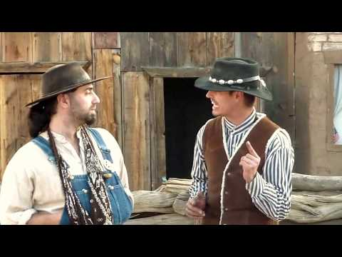 HIGHLIGHTS OF THE ARIZONA ROUGHRIDERS AT RAWHIDE 2012