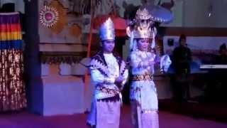 Pesta Kesenian Bali 2013 Tim Kesenian Lampung