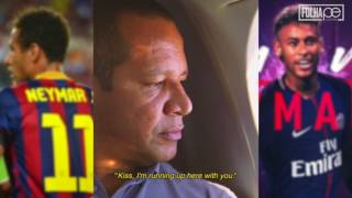 [Esportes] Neymar se despede do Barcelona e pede desculpas ao pai