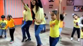 Abhi Toh Party Shuru Hui Hai Kids Dance Choreography by The Dance Mafia Mohali