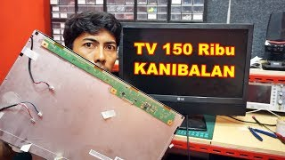 TV LED 150.000 Comotan VLOG117
