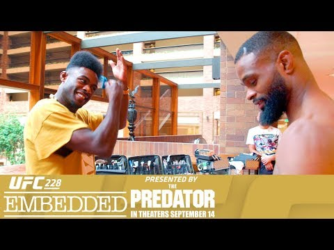 UFC 228 Embedded: Vlog Series - Episode 4