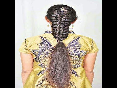 Siga Singaaram-58 (Hair style video by eenadu.net)