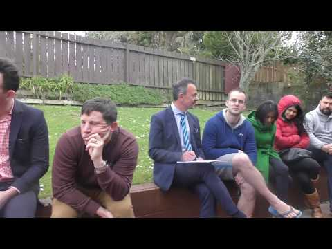 Hot North Shore Auction - Alvaro Calderon With Aaron Davis - Harcourts