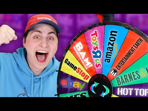 *THE WHEEL CHOOSES* Funko Pop Hunting Roulette!