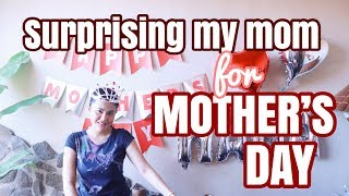 Surprising My Mom For Mother's Day!   Annie Diamonds (philippines)