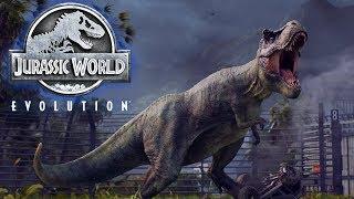 Jurassic World Evolution ★ Die Raptoren Zucht ★ Live #02 ★ PC Gameplay Deutsch German