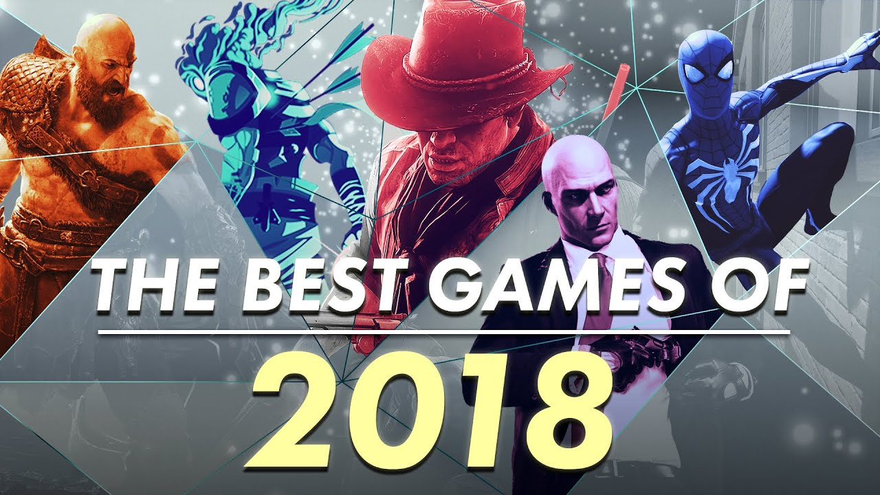 Gamespot S Top 10 Games Of 2018 Montage Youtube