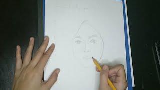 JANELLA SALVADOR | EMMA | The Killer Bride | Speed Drawing