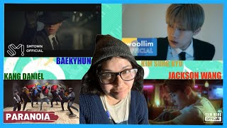 Download KPOP CATCH UP-SOLO Male Edition: BAEKYHUN , KIM SUNG KYU, KANG DANIEL, & JACKSON WANG : Lucia REACTS