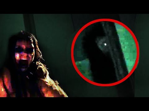 5 Scary Videos with Dark Haired Ghosts