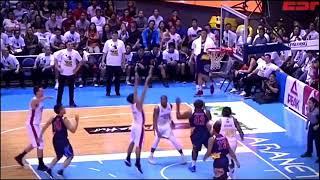 Unbelievable Rebound By Scottie Thompson!!!